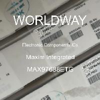 MAX97688ETG - Maxim Integrated