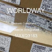 MAXQ3183 - Maxim Integrated - 电子元件IC