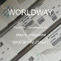 MAXQ614V-2554+T - Maxim Integrated - 电子元件IC