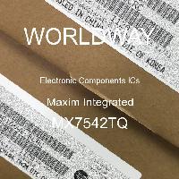 MX7542TQ - Maxim Integrated - 电子元件IC