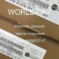 MAX44005EDT+T - Maxim Integrated - 接近传感器