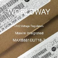 MAX8881EUT18-T - Maxim Integrated