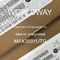 MAX3991UTG - Maxim Integrated