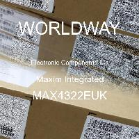 MAX4322EUK - Maxim Integrated