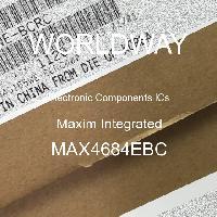 MAX4684EBC - Maxim Integrated