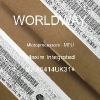 MAX6414UK31+ - Maxim Integrated