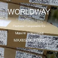 MAX6505UTP065 - Maxim Integrated