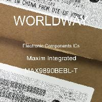MAX9890BEBL-T - Maxim Integrated