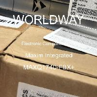 MAXQ1740-FBX+ - Maxim Integrated