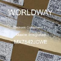 MX7542JCWE - Maxim Integrated