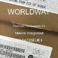MAX4735EUE+ - Maxim Integrated