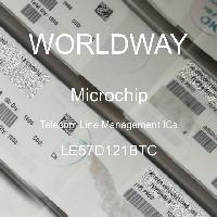 LE57D121BTC - Microchip Technology Inc - 电信线路管理IC