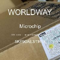 5KP90AE3/TR13 - Microchip Technology Inc - TVS二极管 - 瞬态电压抑制器