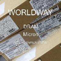MT40A512M16JY-075E:B - Micron Technology Inc