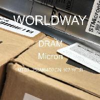 MT52L256M64D2GN-107 WT:B - Micron Technology Inc.
