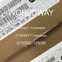 0150SC-1250M - Microsemi Corporation - RF MOSFET晶体管