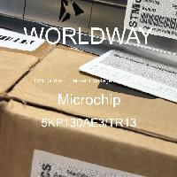 5KP130AE3/TR13 - Microsemi Corporation - TVS二極管 - 瞬態電壓抑制器
