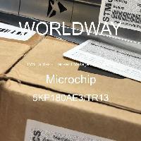 5KP180AE3/TR13 - Microsemi Corporation - TVS二極管 - 瞬態電壓抑制器