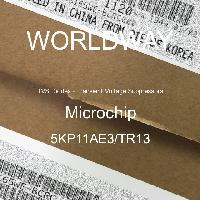 5KP11AE3/TR13 - Microsemi Corporation - TVS二极管 - 瞬态电压抑制器