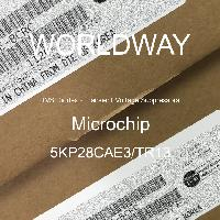 5KP28CAE3/TR13 - Microsemi Corporation - TVS二极管 - 瞬态电压抑制器