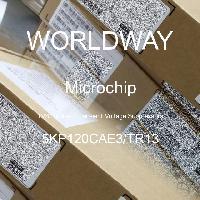 5KP120CAE3/TR13 - Microsemi Corporation - TVS二極管 - 瞬態電壓抑制器