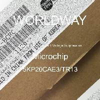 5KP20CAE3/TR13 - Microsemi Corporation - TVS二極管 - 瞬態電壓抑制器
