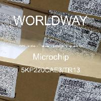 5KP220CAE3/TR13 - Microsemi Corporation - TVS二極管 - 瞬態電壓抑制器