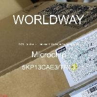 5KP13CAE3/TR13 - Microsemi Corporation - TVS二极管 - 瞬态电压抑制器