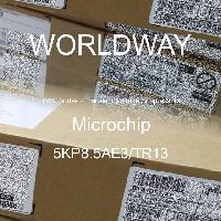 5KP8.5AE3/TR13 - Microsemi Corporation - TVS二極管 - 瞬態電壓抑制器