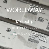 0405SC-1500M - Microsemi - RF MOSFET晶體管