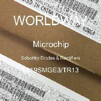 5819SMGE3/TR13 - Microsemi - 肖特基二极管和整流器
