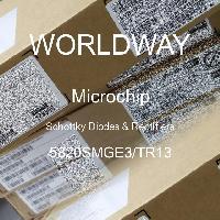 5820SMGE3/TR13 - Microsemi - 肖特基二極管和整流器