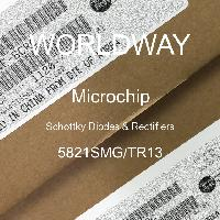 5821SMG/TR13 - Microsemi - 肖特基二極管和整流器