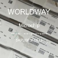 5KP20E3/TR13 - Microsemi - TVS二极管 - 瞬态电压抑制器