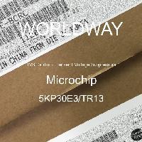 5KP30E3/TR13 - Microsemi - TVS二極管 - 瞬態電壓抑制器