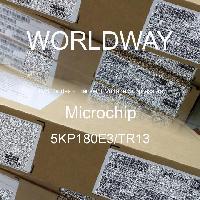 5KP180E3/TR13 - Microsemi - TVS二极管 - 瞬态电压抑制器