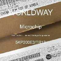 5KP200E3/TR13 - Microsemi - TVS二极管 - 瞬态电压抑制器