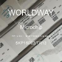 5KP160E3/TR13 - Microsemi - TVS二極管 - 瞬態電壓抑制器