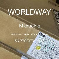 5KP70CE3/TR13 - Microsemi - TVS二极管 - 瞬态电压抑制器