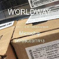 5KP28CE3/TR13 - Microsemi - TVS二極管 - 瞬態電壓抑制器