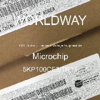 5KP100CE3/TR13 - Microsemi - TVS二極管 - 瞬態電壓抑制器