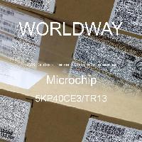 5KP40CE3/TR13 - Microsemi - TVS二極管 - 瞬態電壓抑制器