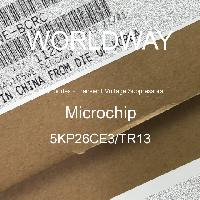 5KP26CE3/TR13 - Microsemi - TVS二極管 - 瞬態電壓抑制器