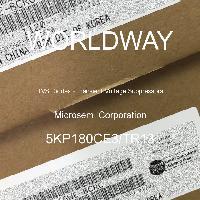 5KP180CE3/TR13 - Microsemi - TVS二極管 - 瞬態電壓抑制器