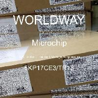 5KP17CE3/TR13 - Microsemi - TVS二極管 - 瞬態電壓抑制器