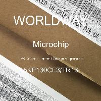 5KP130CE3/TR13 - Microsemi - TVS二極管 - 瞬態電壓抑制器