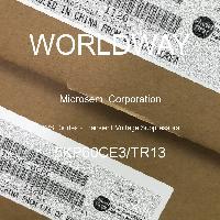 5KP60CE3/TR13 - Microsemi - TVS二極管 - 瞬態電壓抑制器