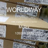 105061-2200 - Molex - HDMI,Displayport和DVI連接器