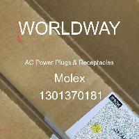 1301370181 - Molex - 交流电源插头和插座