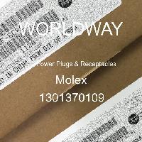 1301370109 - Molex - 交流电源插头和插座
